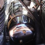 300Watt Alternator on Mk1 Sq4 - Drive Side