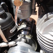 300Watt Alternator on Mk1 Sq4 - Timing Side